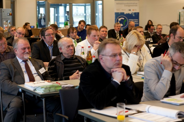 Fachkonferenz Mini-KWK 2013 - Teilnehmer
