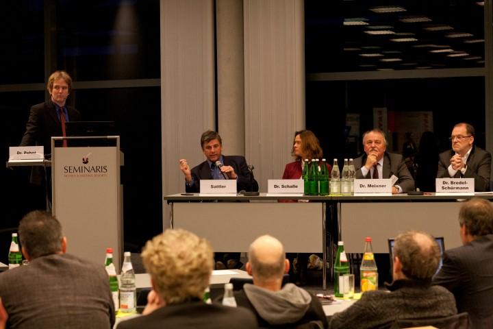 Fachkonferenz Mini-KWK 2013 - Diskussionsrunden