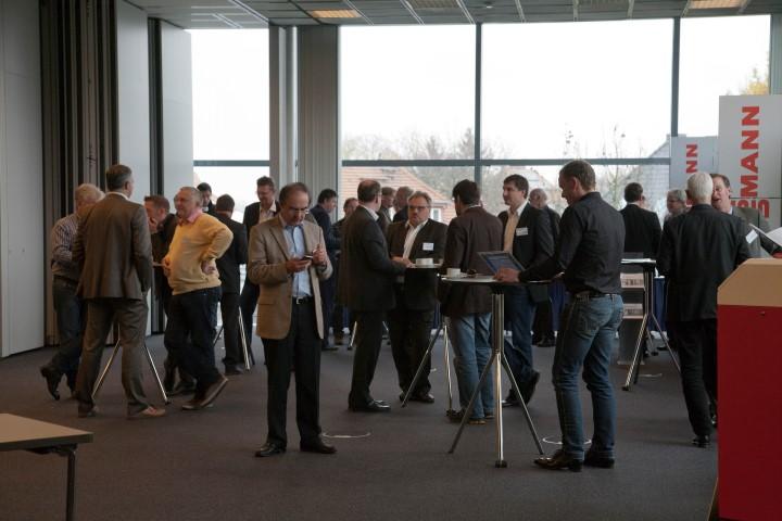 Fachkonferenz Mini-KWK 2013 - Pause / Ausstellung