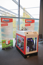 Klimafreundliche Mini-KWK 2014 - Aussteller A-TRON Blockheizkraftwerke GmbH