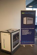 Klimafreundliche Mini-KWK 2014 - Aussteller RMB/Energie GmbH