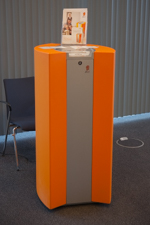 Klimafreundliche Mini-KWK 2014 - Aussteller lion energy GmbH & Co. KG